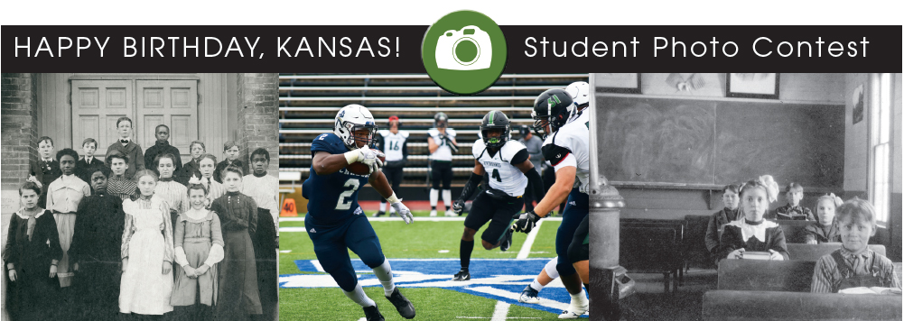 Happy Birthday, Kansas! student photo contest