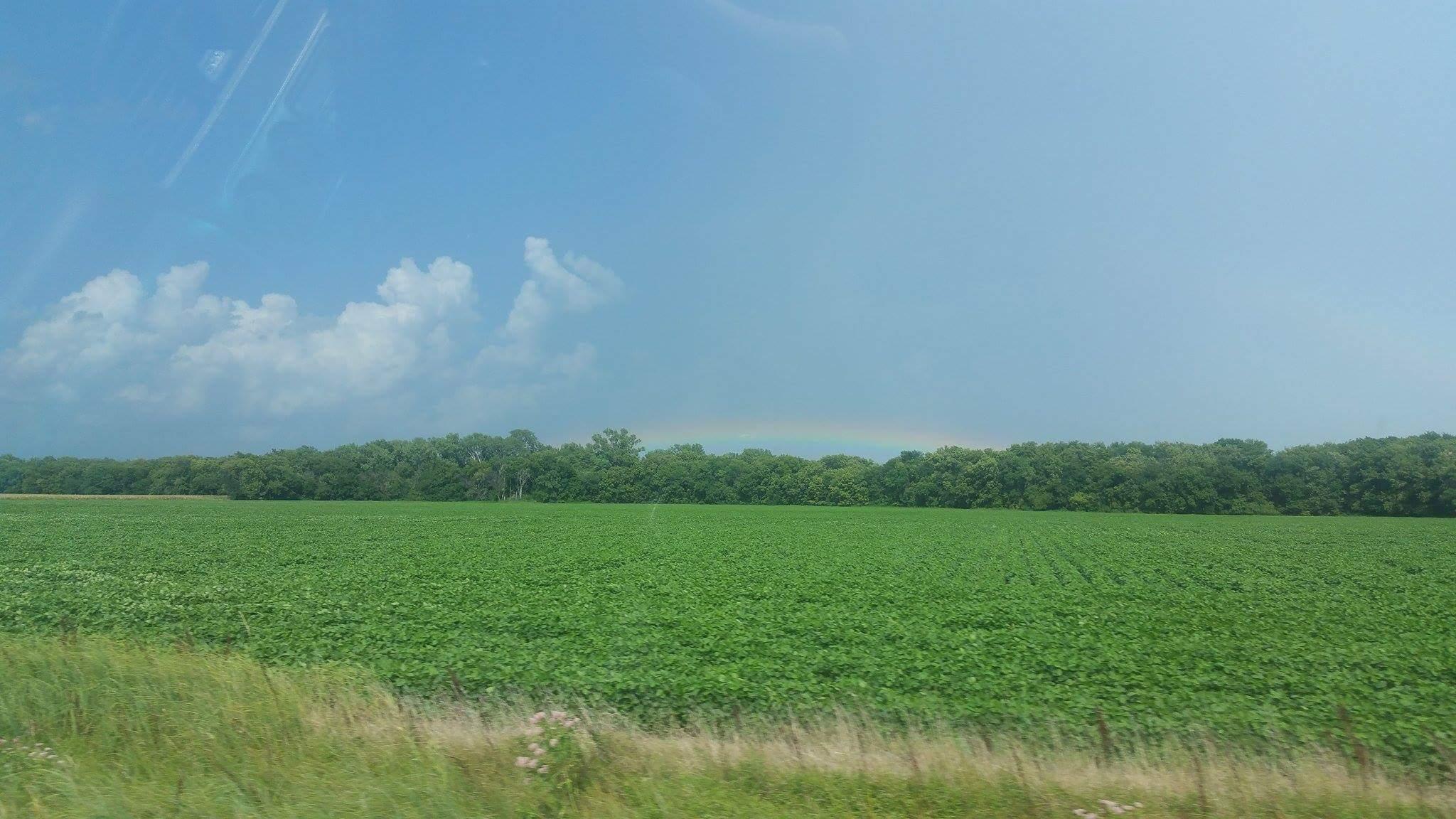 Somewhere Over the Rainbow . . .