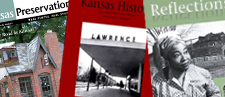Kansas Preservation, Reflections, Kansas History