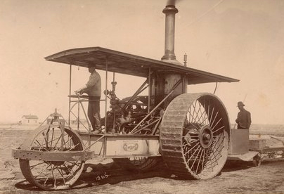 Agricultural equipment in Finney County, 1890 to 1900