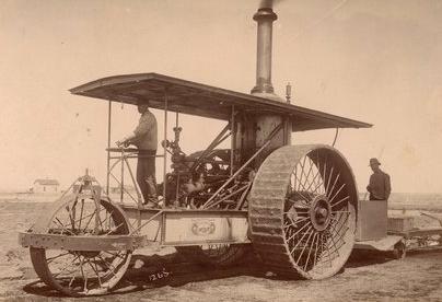 19th century farm equipment
