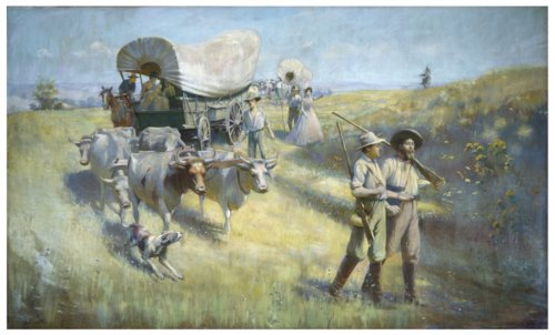 Kansas Pioneers by George M. Stone