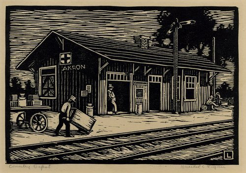 Country Depot by Herschel C. Logan