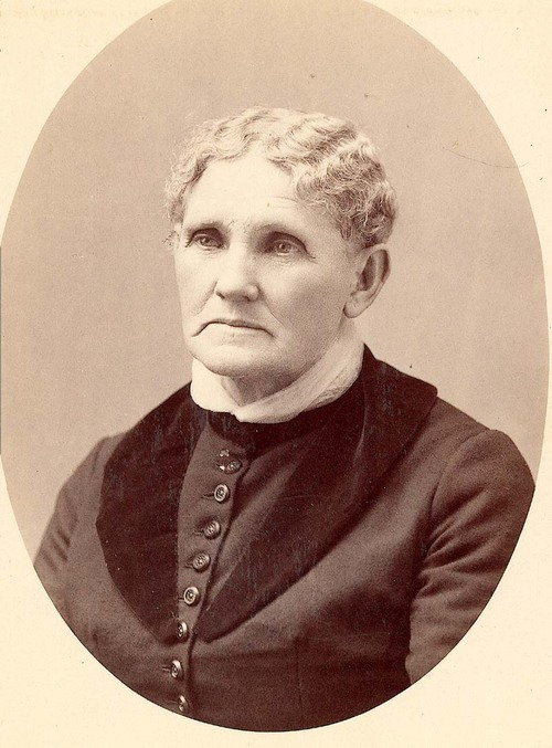 "Mary A. ""Mother"" Bickerdyke - Kansapedia - Kansas Historical Society"