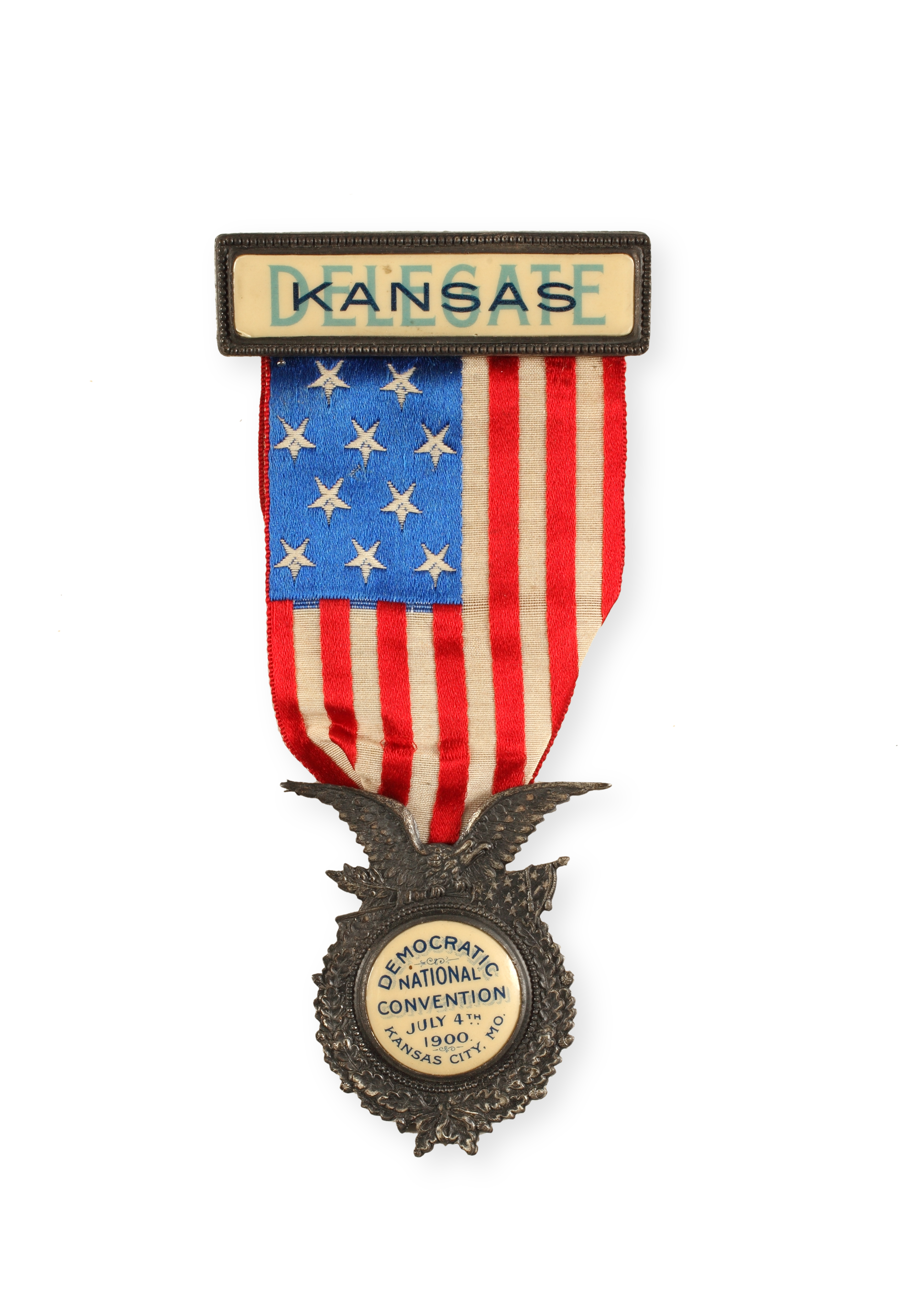 Medal for 1900 Democratic National Convention