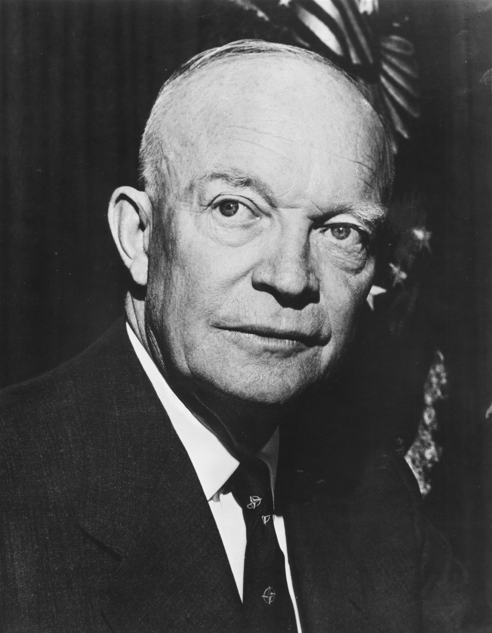 Dwight D Eisenhower Kansapedia Kansas Historical Society