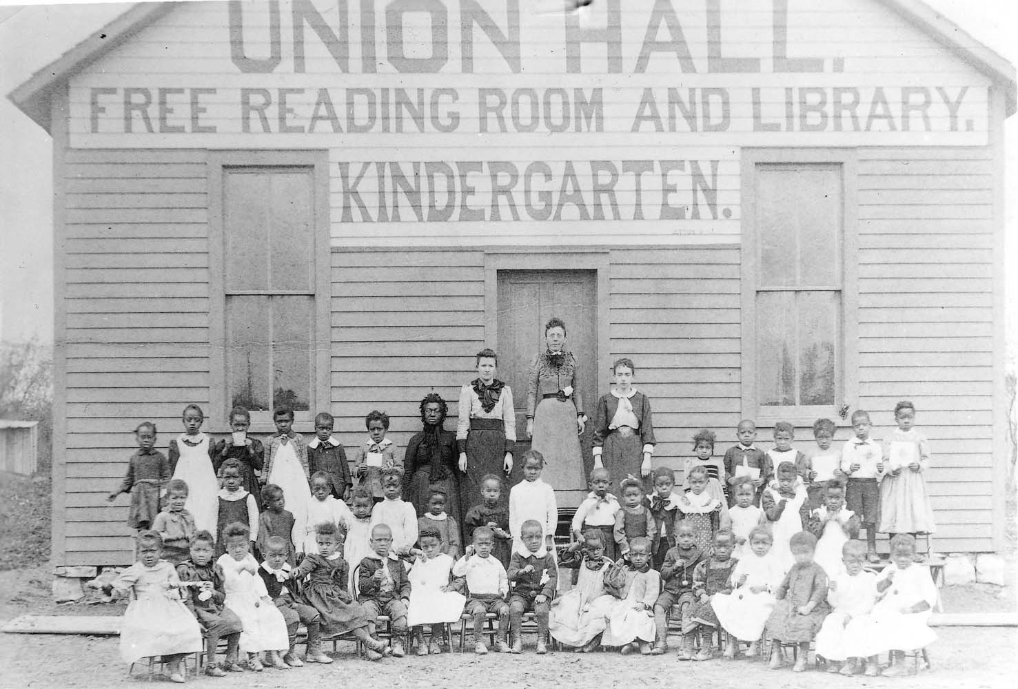 Tennessee Town Black Kindergarten