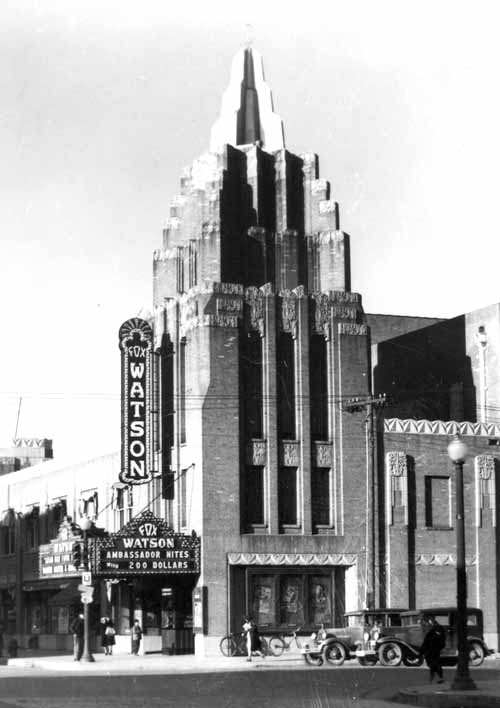 Movie Theaters - Kansapedia - Kansas Historical Society
