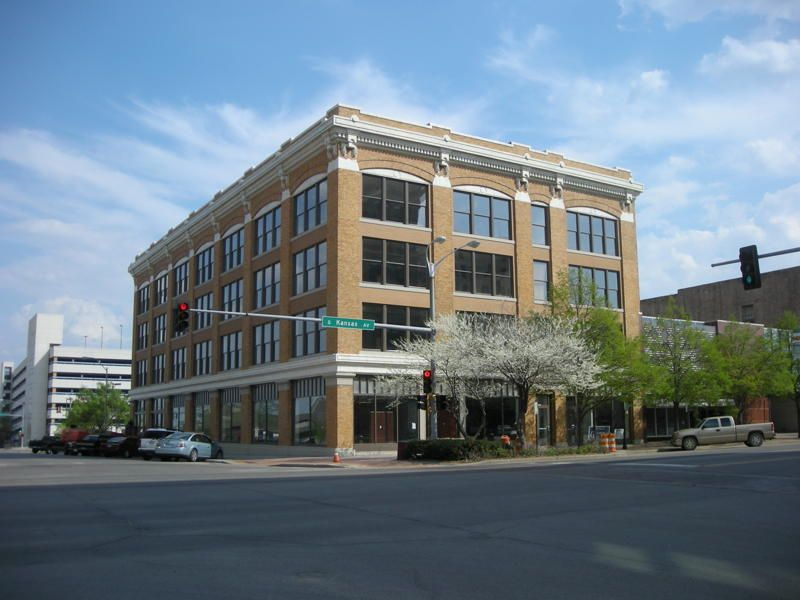 Gordon Building, Topeka