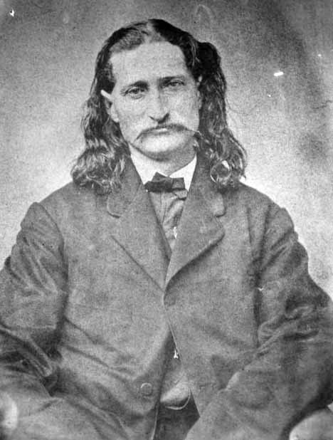 James Butler Wild Bill Hickok