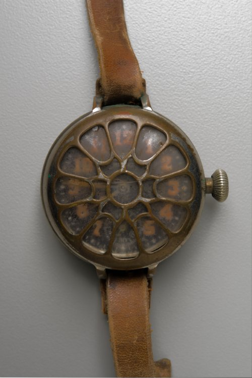 World War I era wristwatch