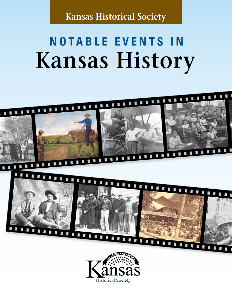 Notable Events in Kansas History
