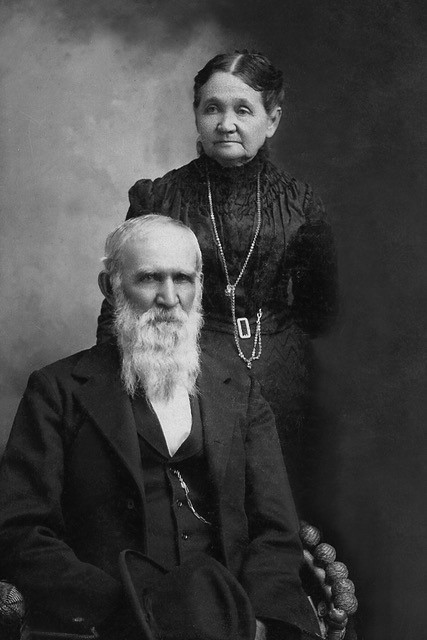 Samuel S. and Rebecca Tipton Patton