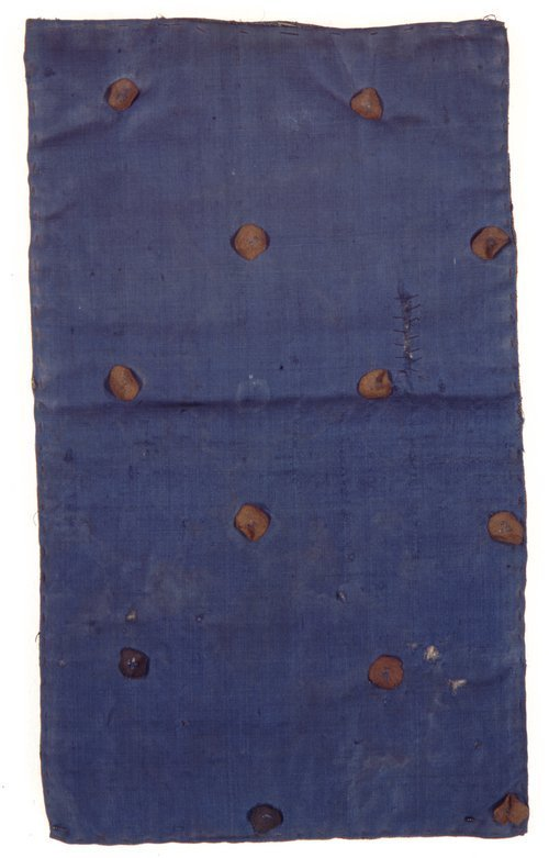 New England Emigrant Aid Quilt Fragment