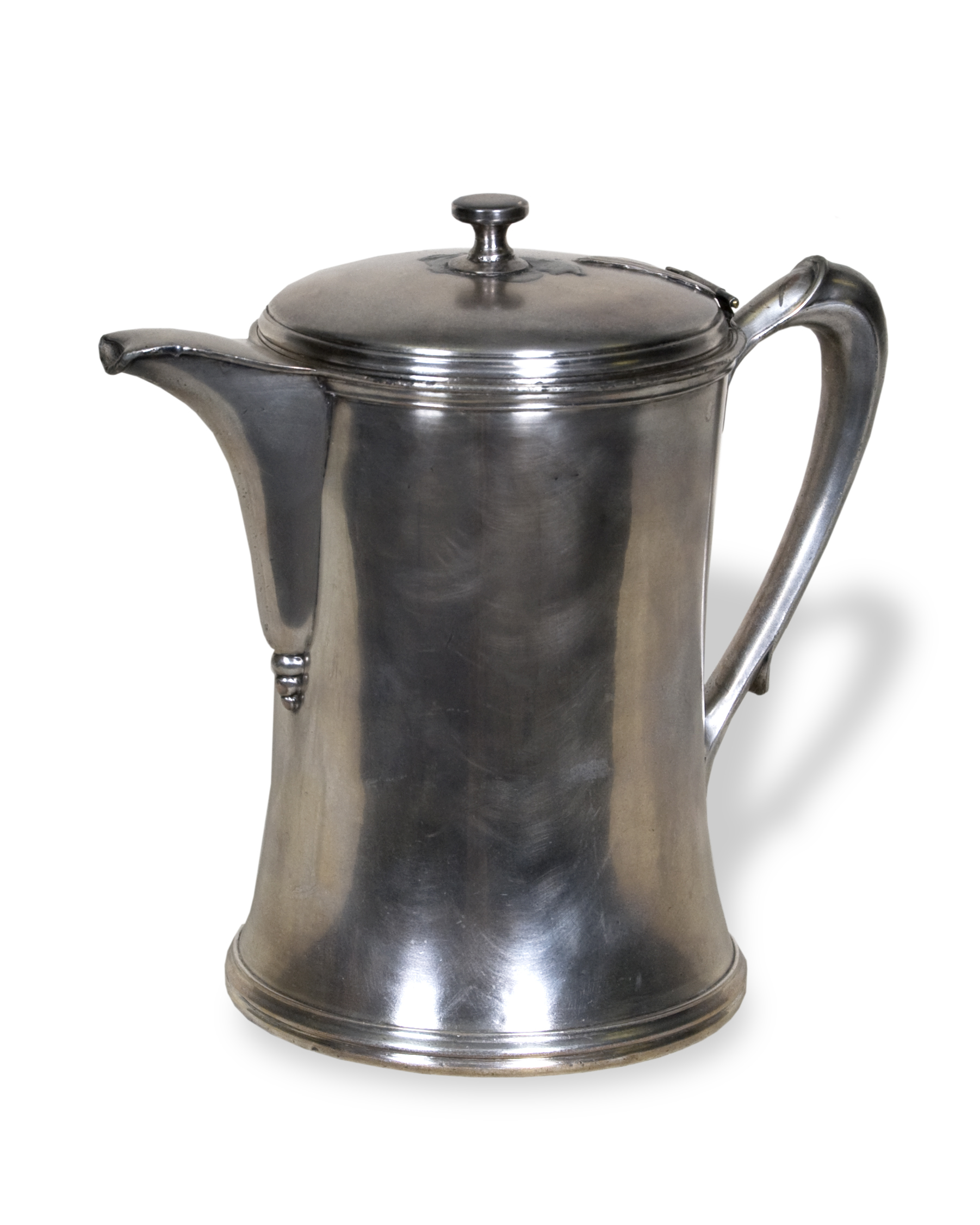 Harvey House coffeepot