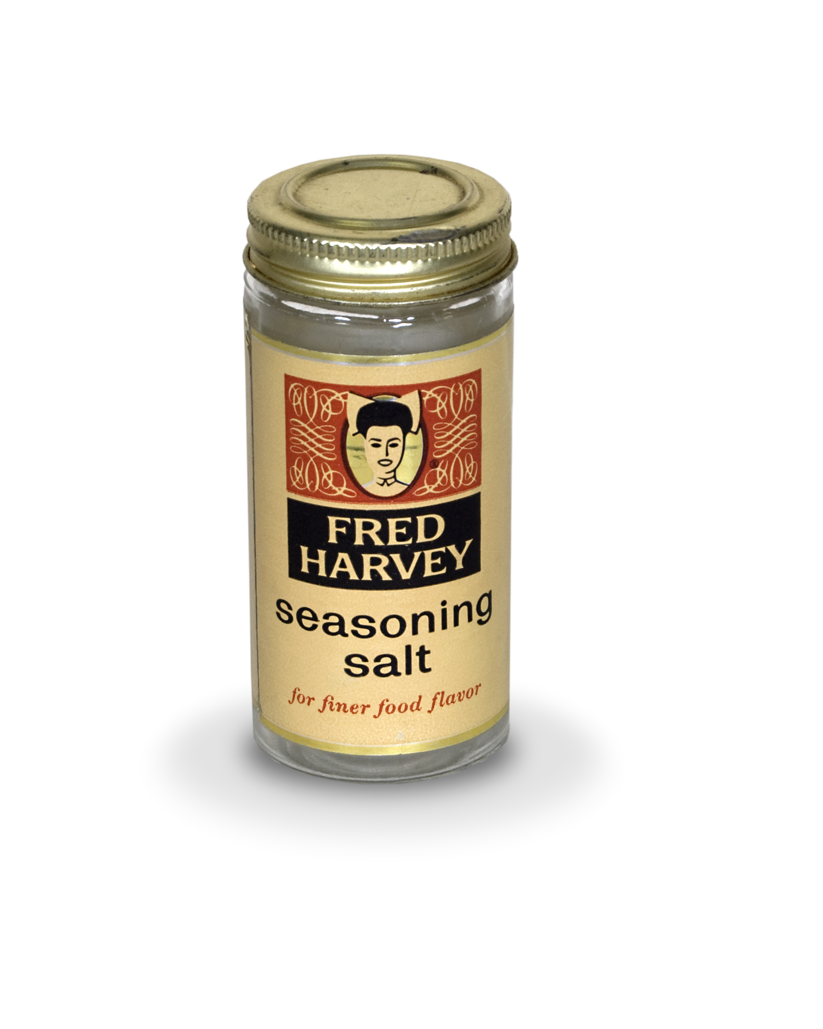 Fred Harvey seasoning salt