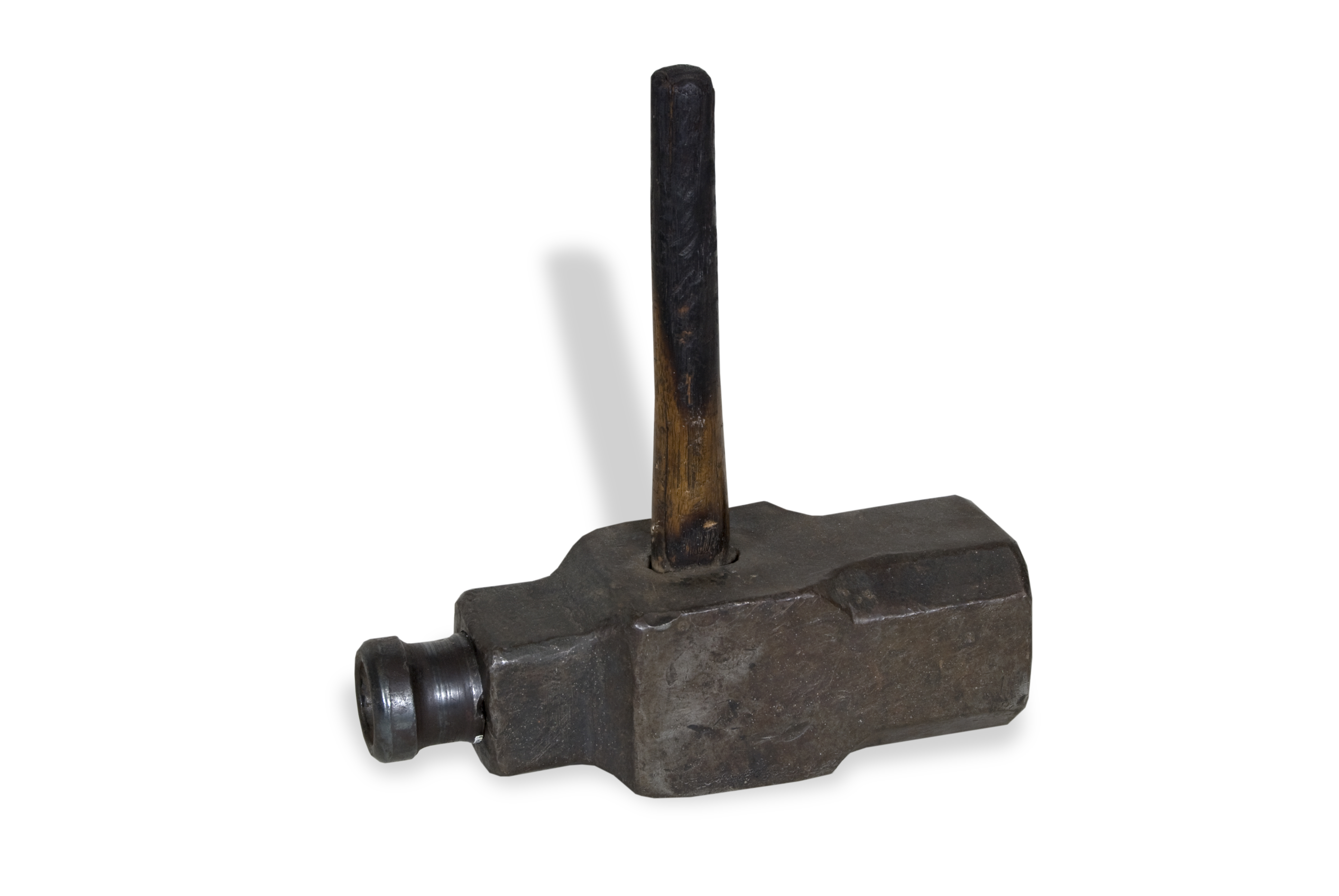 Railroad pounding tool