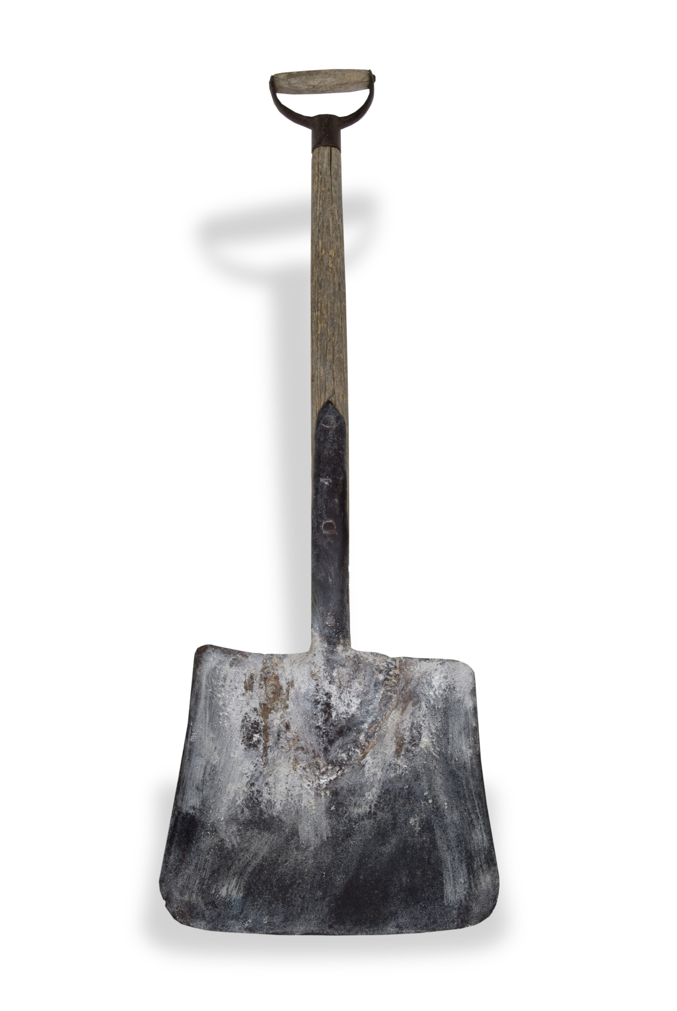 Railroad shovel