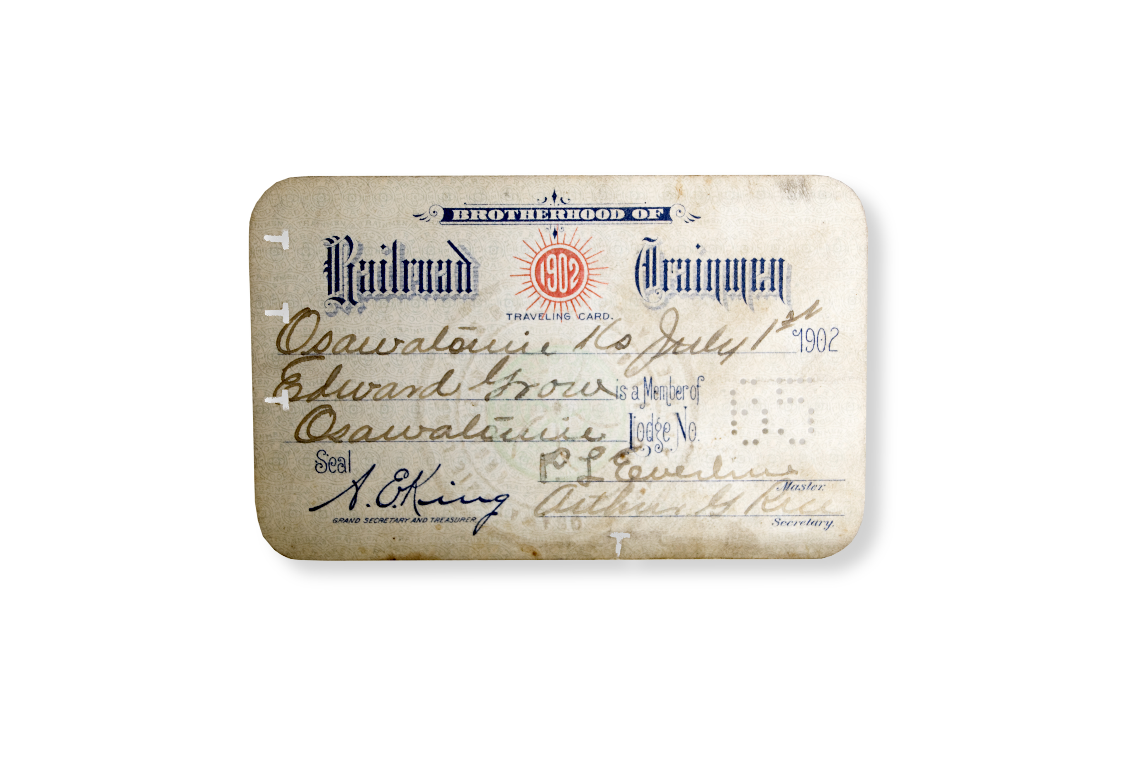 1902 railroad pass