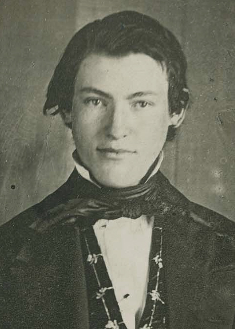 Photograph of Samuel J. Reader, 1855