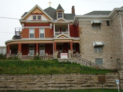 Scroggs House and St. John's Orphange, Kansas City