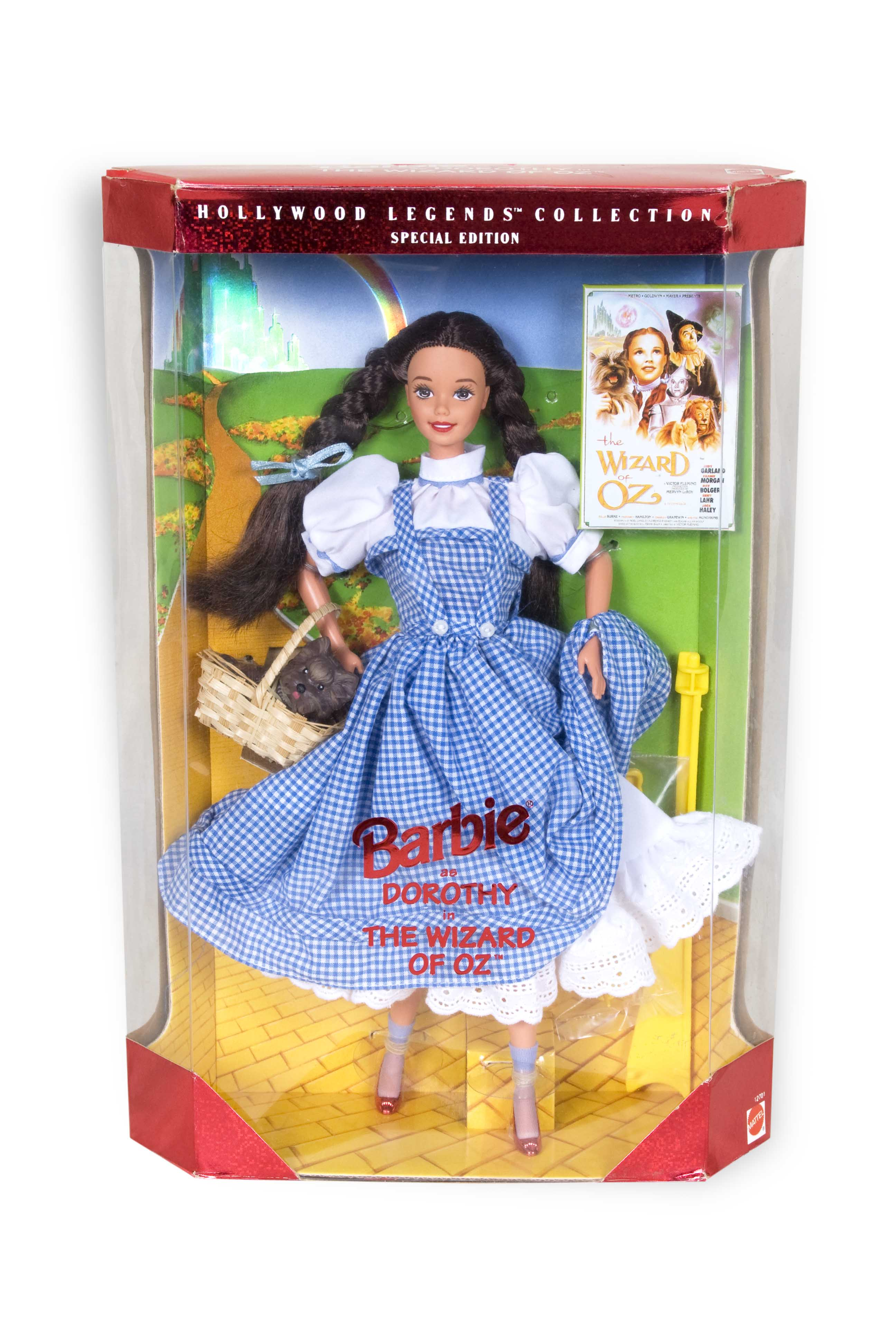 Dorothy Gale Barbie doll
