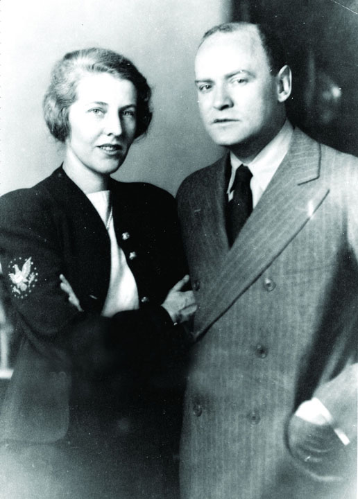 Kathrine and William Lindsay White