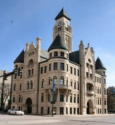 Old Wichita City Hall