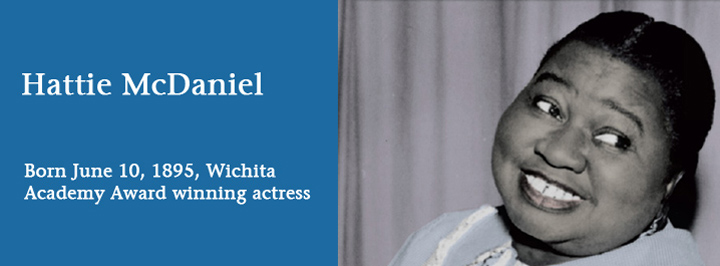 Hattie McDaniel, Oscar winning actress