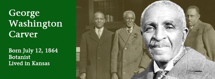 George Washington Carver, botanist