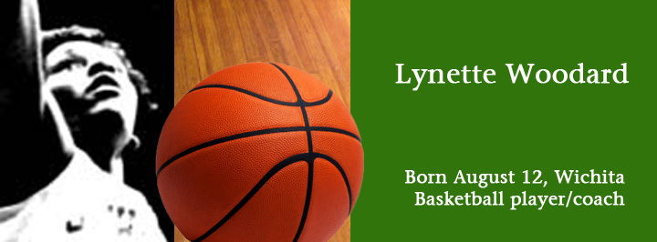 Lynette Woodard, basketball player/coach