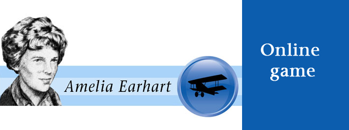 Amelia Earhart Game