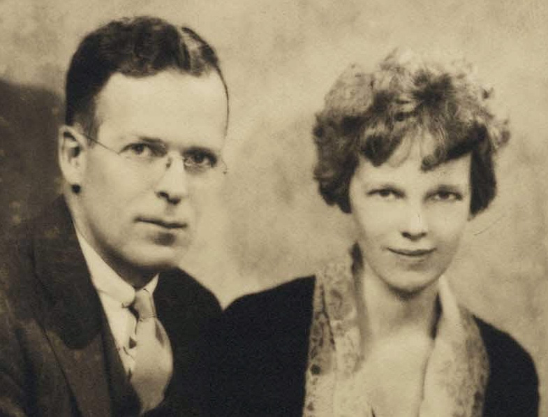 How Old Was Amelia Earhart When She Got Married