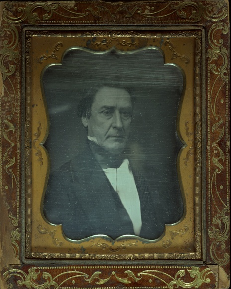Portrait of David Rice Atchison, 1850