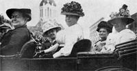 Suffragettes on Kansas Memory