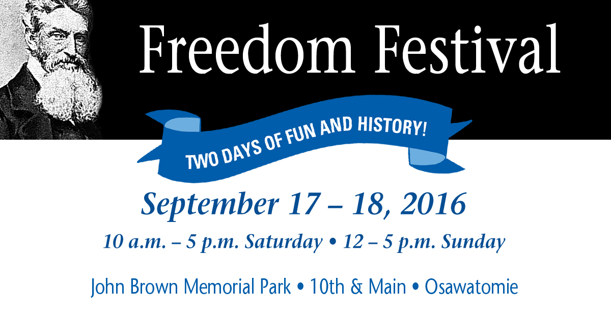 John Brown Museum - Freedom Festival