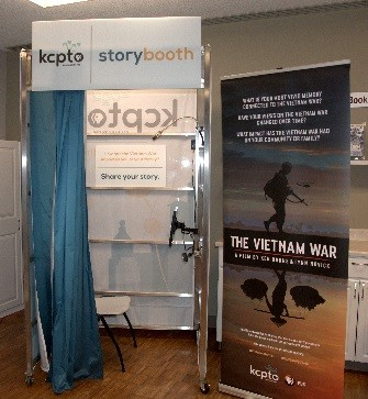 KCPT Storybooth