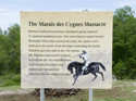 Marais des Cygnes Massacre State Historic Site, near Trading Post