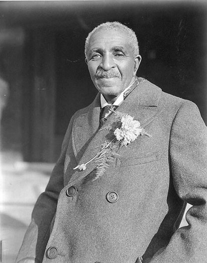 George Washington Carver - Black Inventor.