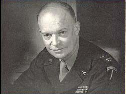 Portrait of Dwight David Eisenhower