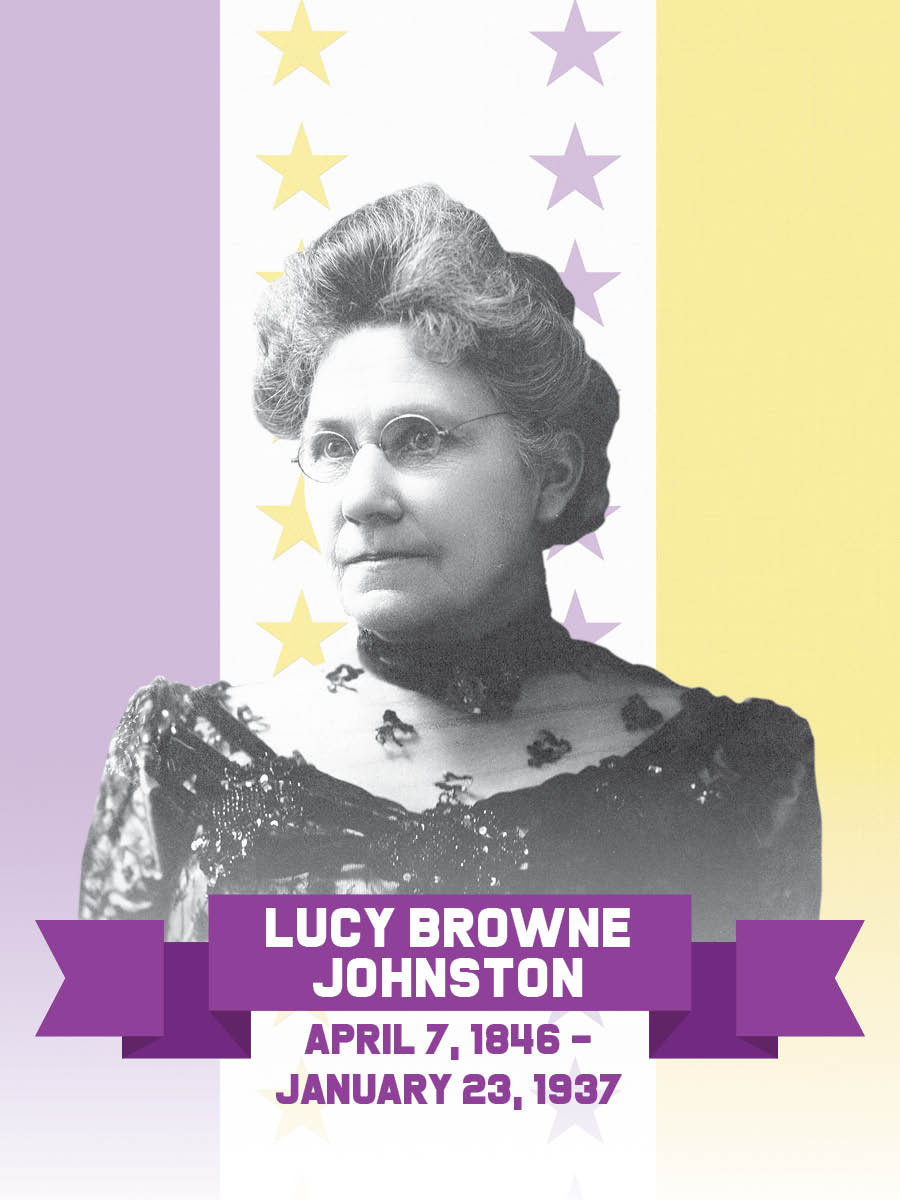 Lucy Brown Johnston