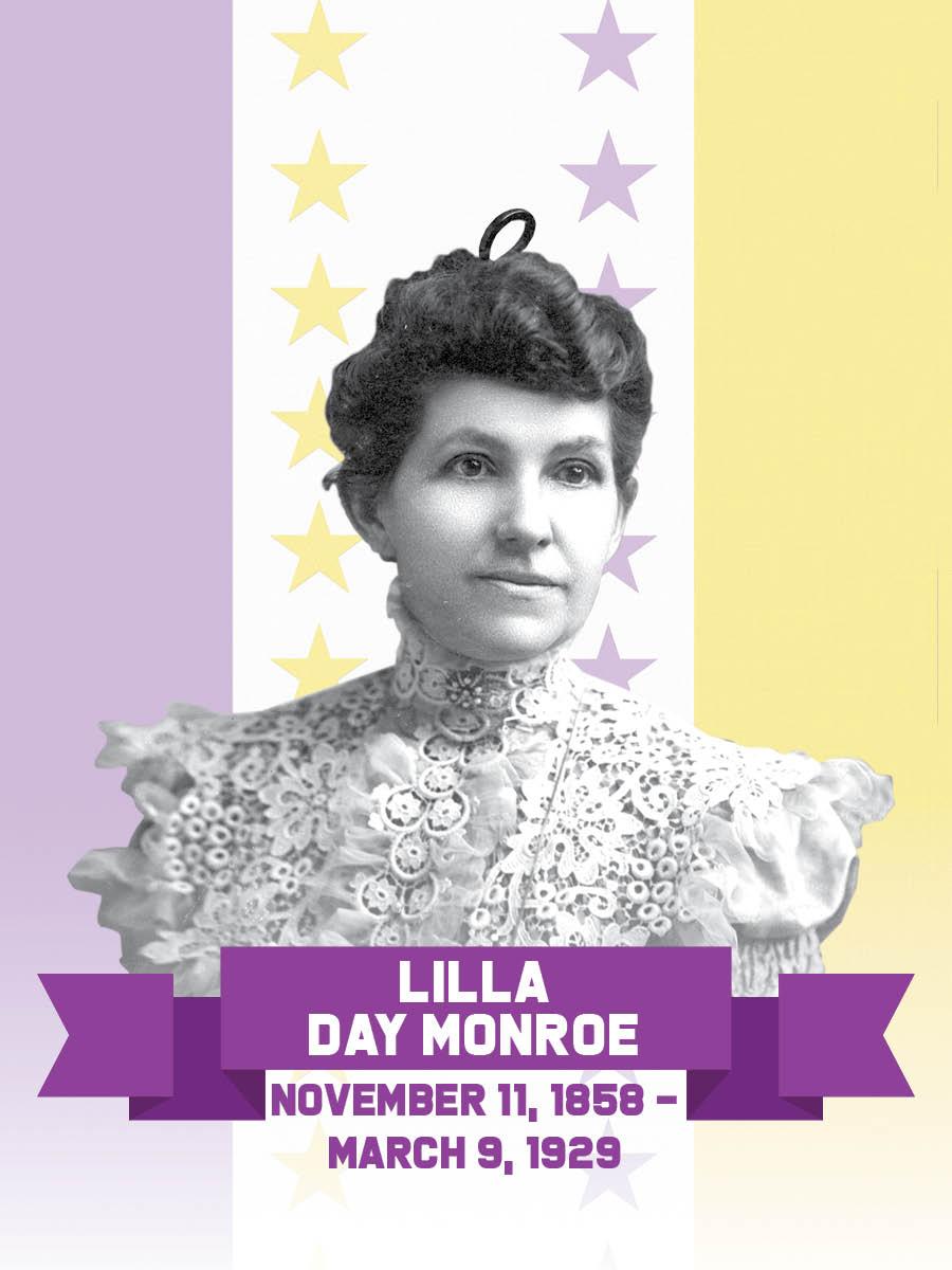 Lilla Day Monroe