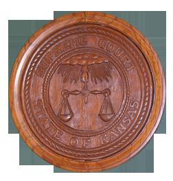 Kansas State Capitol - Supreme Court logo
