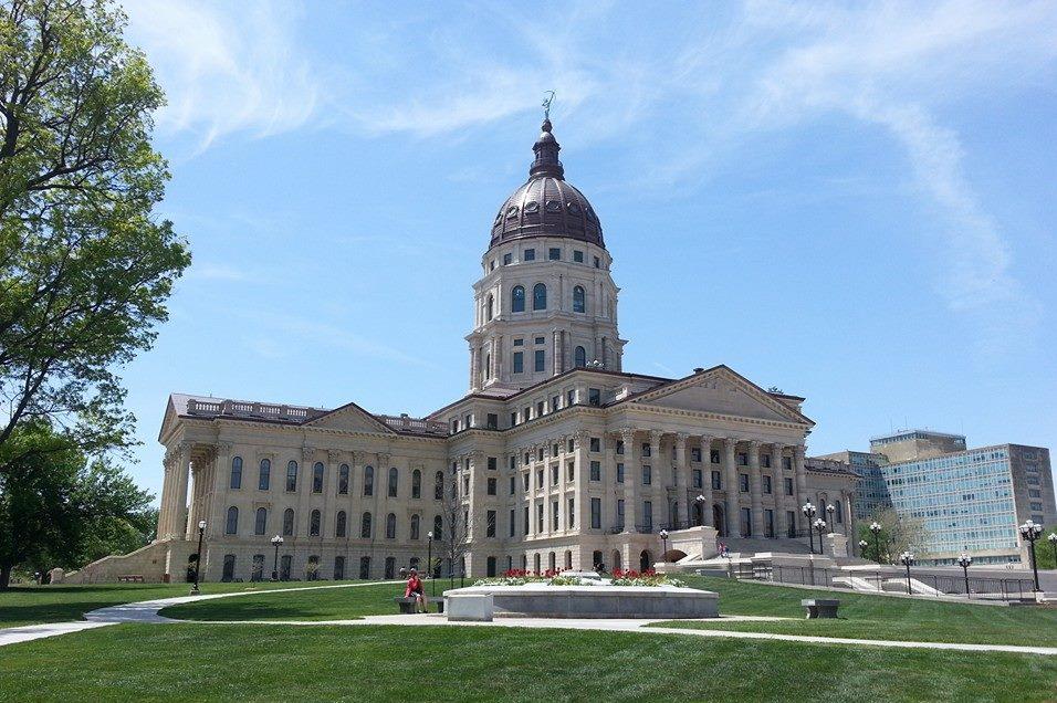 Kansas State Capitol Plan Your Visit Kansas Historical