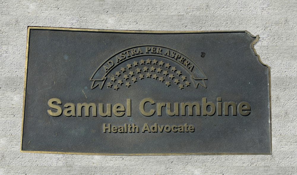 Kansas Walk of Honor - Samuel Crumbine