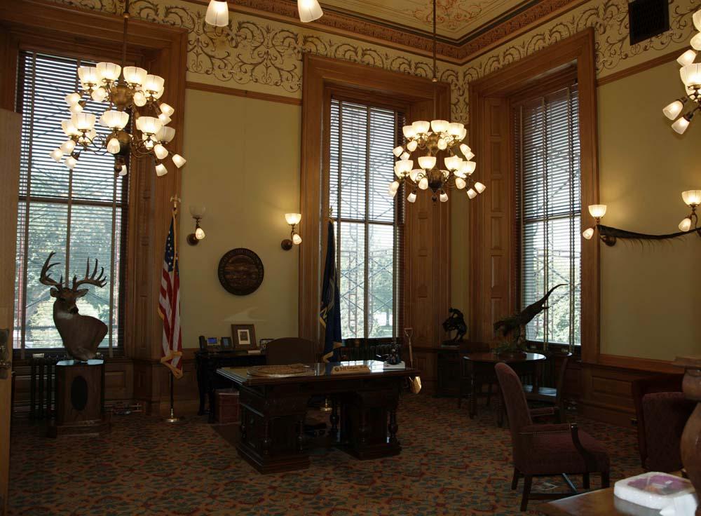 Kansas State Capitol Online Tour Lieutenant Governor S