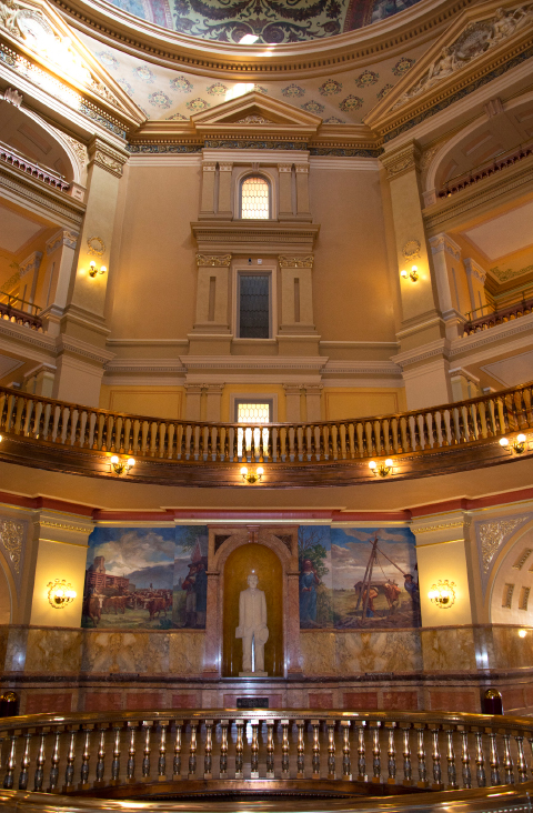 Kansas State Capitol Tour Hours