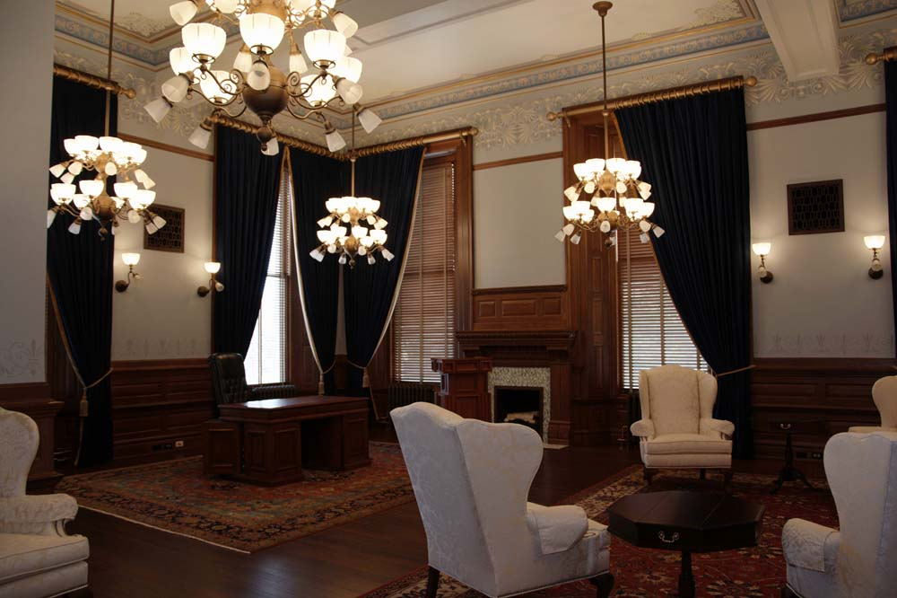 Old secretary of state's office