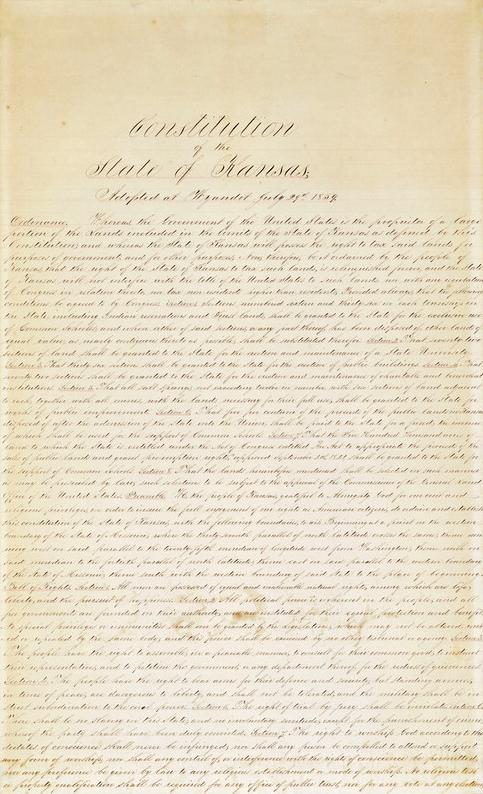 Wyandotte Constitution