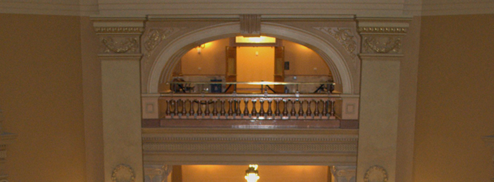 Balcony, Capitol fifth floor